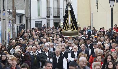 procesion de los romances