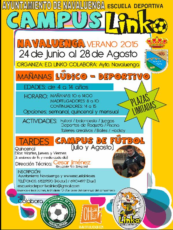 campus verano 2015
