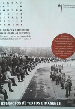 exposicion dictadura y democracia de europa
