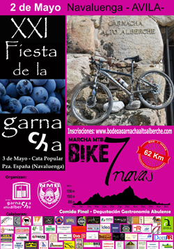 marcha ciclista bike 7navas
